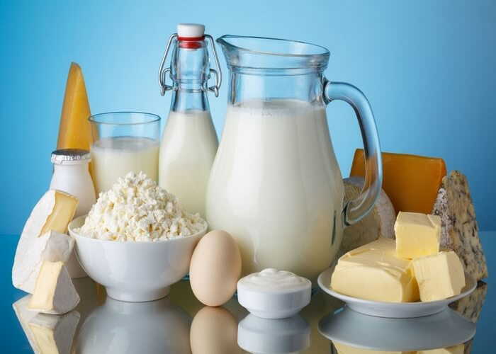 A diet containing low fat dairy may reduce the risk of type 2 diabetes
