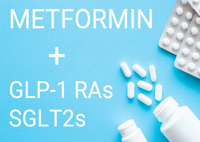 Metformin appears to be safe in diabetic patients with heart failure