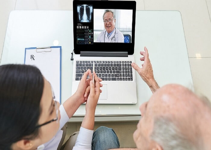 Telehealth did not improve quality of life