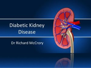 ACE inhibitors significantly reduce the risk of diabetic kidney disease