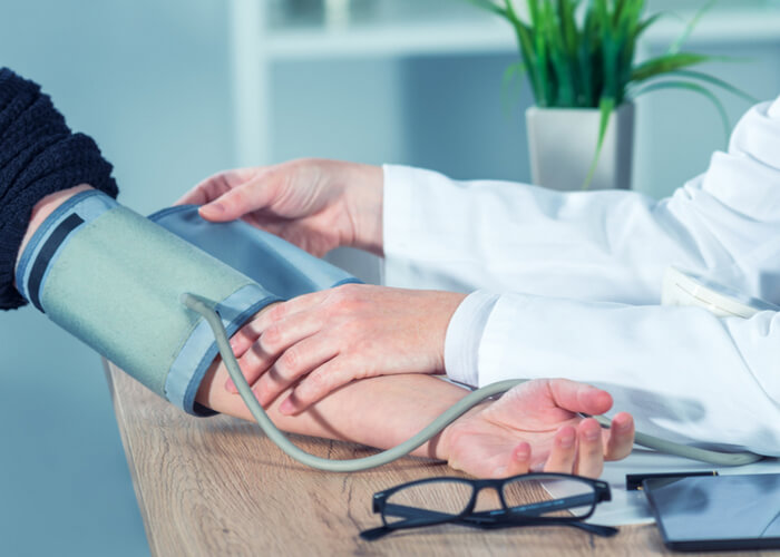 Intensive blood pressure control prevents strokes in diabetic patients with hypertension