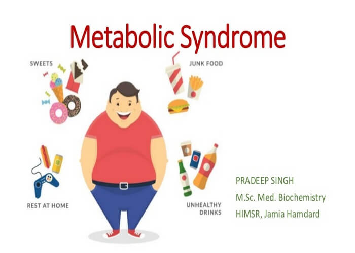 Sedentary behaviour is associated with metabolic syndrome