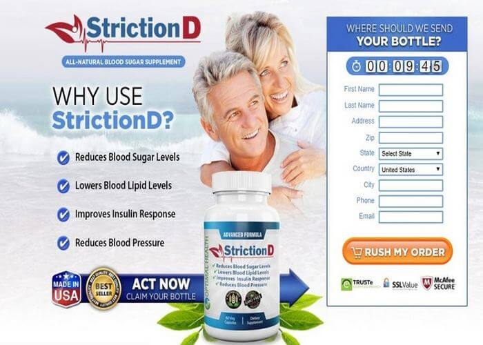Where To Purchase The Supplement StrictionD?