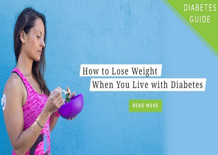 How to lose weight with diabetes